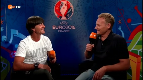 Joachim Löw – ZDF Interview 01-07-16 1