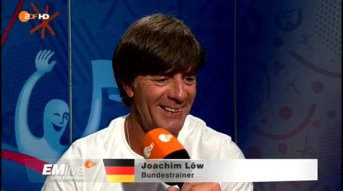 Joachim Löw – ZDF Interview 01-07-16 2