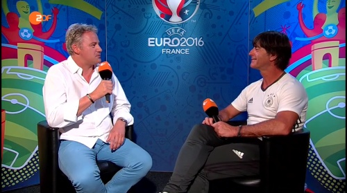 Joachim Löw ZDF Interview 06-07-16 1