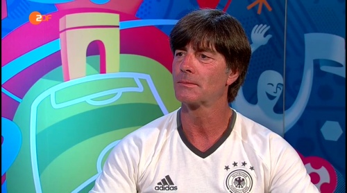 Joachim Löw ZDF Interview 06-07-16 2