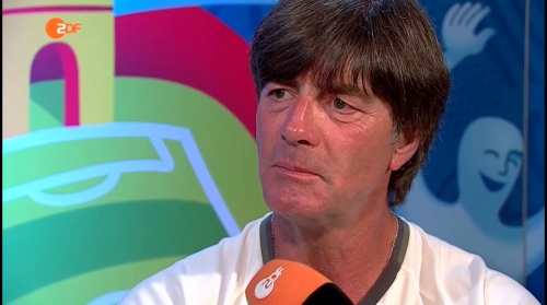 Joachim Löw ZDF Interview 06-07-16 4