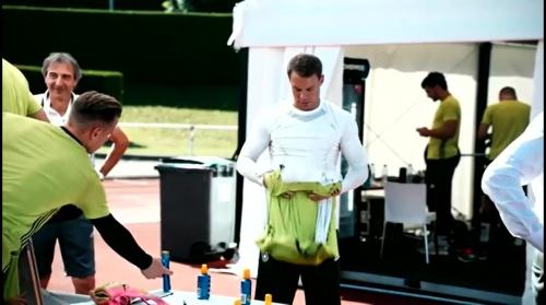 Manuel Neuer - Der letzte Tag in Evian