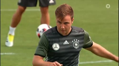 Mario Götze - Sportschau 06-07-16