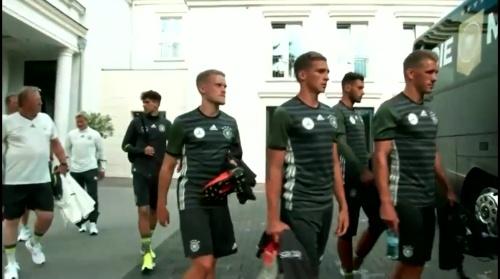 Nils Petersen - Vive la Olympiamannschaft 3