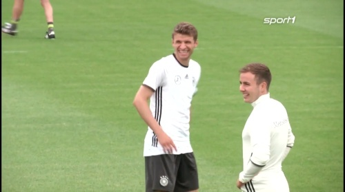 Thomas Müller – Sport1 video