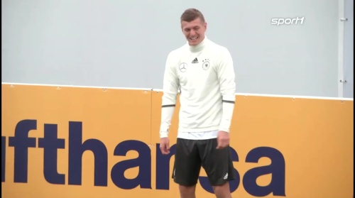 Toni Kroos – Sport1 video 1