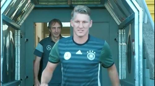 Bastian Schweinsteiger – Der Tag mit Bastian Schweinsteiger 3