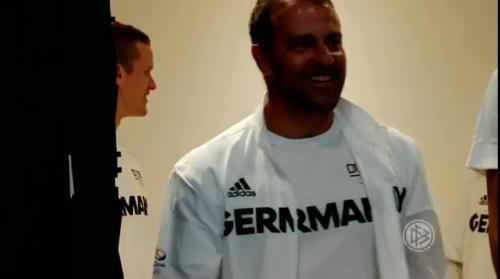 Hansi Flick - Hrubeschs Olympia Team nach Rio gereist 1