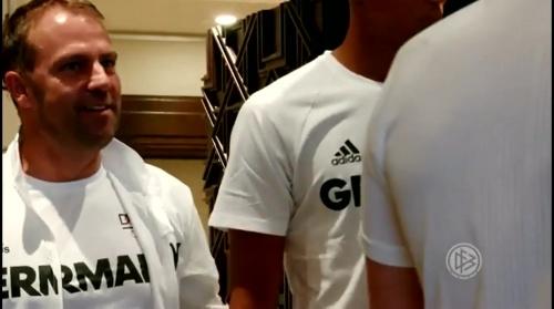 Hansi Flick - Hrubeschs Olympia Team nach Rio gereist 3