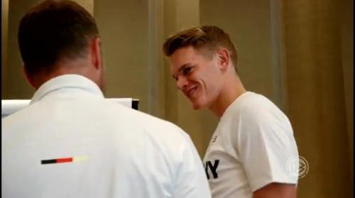 Hansi Flick & Matthias Ginter - Hrubeschs Olympia Team nach Rio gereist 3