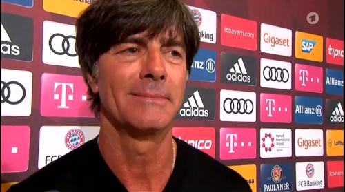 Joachim Löw HT Interview - Bayern München v Werder Bremen 2016-17 5