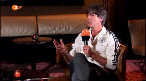 Joachim Löw ZDF Interview 31-08-16 1