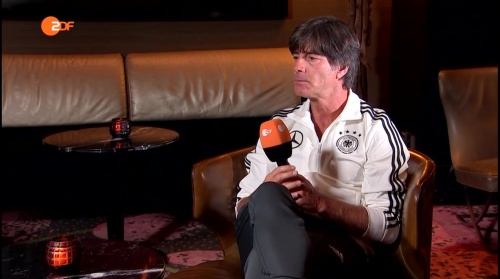 Joachim Löw ZDF Interview 31-08-16 2