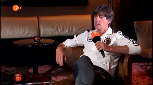 Joachim Löw ZDF Interview 31-08-16 4