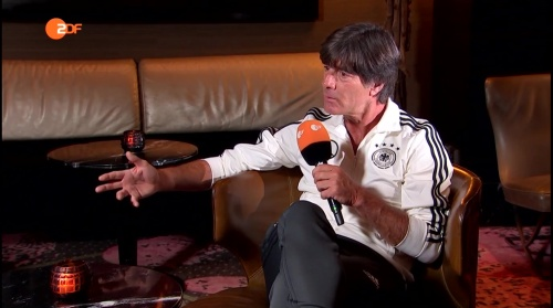 Joachim Löw ZDF Interview 31-08-16 5