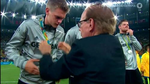 Matthias Ginter – Deutschland v Brasilien (Olympics 2016) 1