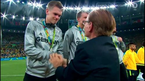 Matthias Ginter – Deutschland v Brasilien (Olympics 2016) 2