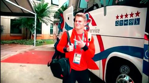 Matthias Ginter - Reise nach Rio 1
