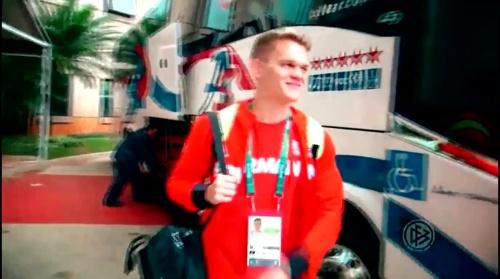 Matthias Ginter - Reise nach Rio 2