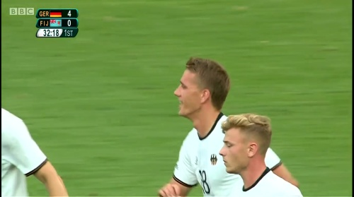 Nils Petersen - Deutschland v Fidschi (Olympics 2016) 10