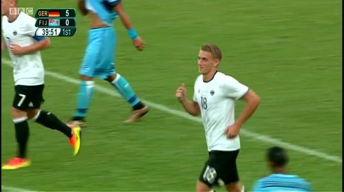 Nils Petersen - Deutschland v Fidschi (Olympics 2016) 14