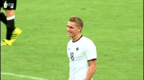 Nils Petersen - Deutschland v Fidschi (Olympics 2016) 20