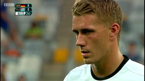 Nils Petersen - Deutschland v Fidschi (Olympics 2016) 21