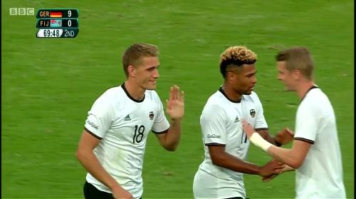 Nils Petersen - Deutschland v Fidschi (Olympics 2016) 27