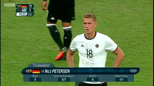 Nils Petersen - Deutschland v Fidschi (Olympics 2016) 29