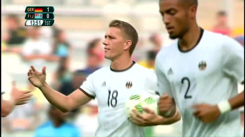Nils Petersen - Deutschland v Fidschi (Olympics 2016) 5