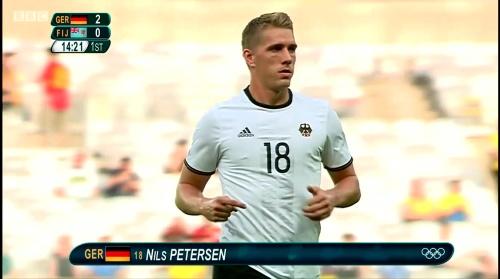 Nils Petersen - Deutschland v Fidschi (Olympics 2016) 7