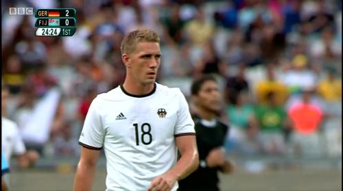 Nils Petersen - Deutschland v Fidschi (Olympics 2016) 8
