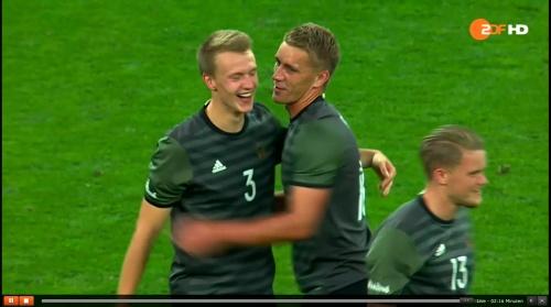 Nils Petersen - Deutschland v Nigeria (Olympics 2016) 3