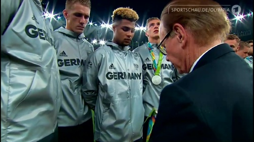 Nils Petersen – Deutschland v Brasilien (Olympics 2016) 2