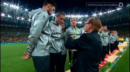 Nils Petersen – Deutschland v Brasilien (Olympics 2016) 3