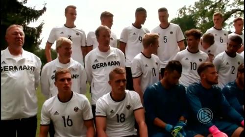 Nils Petersen - Hrubeschs Olympia Team nach Rio gereist 1