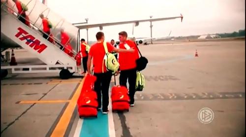 Nils Petersen & Matthias Ginter - Reise nach Rio 1
