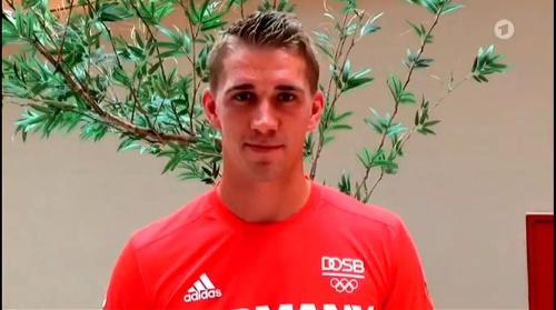 Nils Petesen - Sportschau 20-08-16