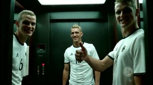 Sven Bender, Nils Petersen & Lars Bender - Hrubeschs Olympia Team nach Rio gereist 2