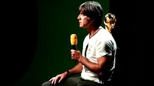 Joachim Löw - Der Tag vor dem Spiel in Oslo 2