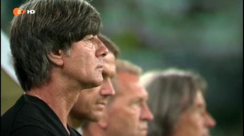 Joachim Löw – Deutschland v Finnland first half 3