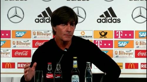 Joachim Löw – Deutschland v Finnland PK 4