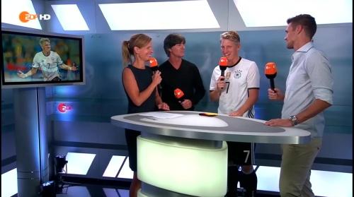 Joachim Löw – Deutschland v Finnland post-match show 1