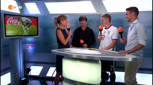 Joachim Löw – Deutschland v Finnland post-match show 2