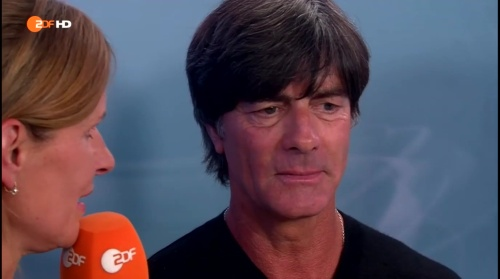 Joachim Löw – Deutschland v Finnland post-match show 4