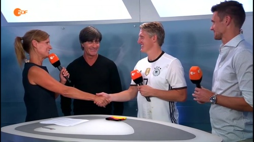 Joachim Löw – Deutschland v Finnland post-match show 6