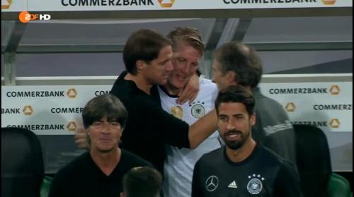 Joachim Löw – Deutschland v Finnland second half 8