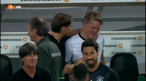 Joachim Löw – Deutschland v Finnland second half 9