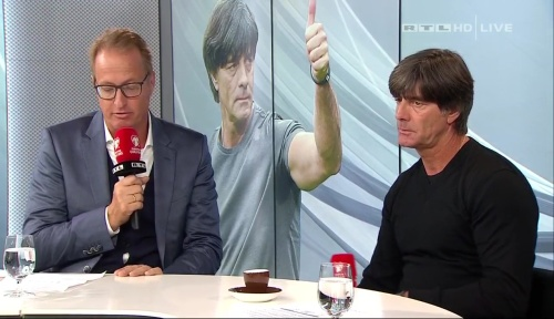 Joachim Löw – Norwegen v Deutschland (2016) post-match interview 10