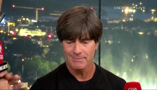 Joachim Löw – Norwegen v Deutschland (2016) post-match interview 12